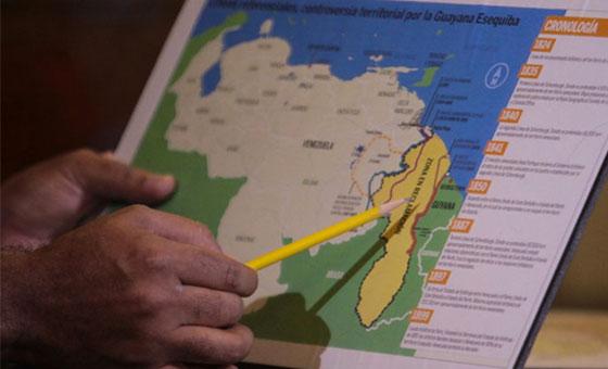 Guyana aprueba audiencias de CIJ sobre disputa fronteriza con Venezuela