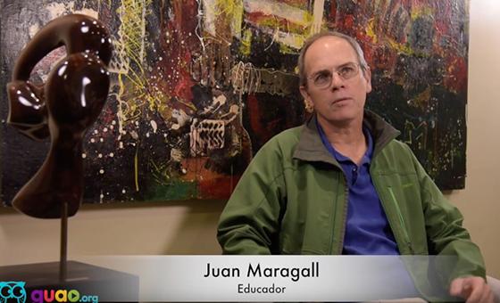 Juan Maragall: hombre de escuela