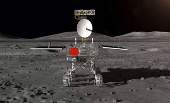 La cara oculta de la Luna: primeras imágenes de la sonda china Chang'e-4