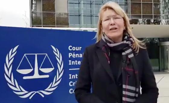 Luisa Ortega Díaz consignó ante la CPI denuncia sobre caso de Fernando Albán