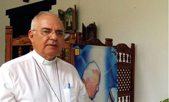 """Mario Moronta: """"Con gente que ha optado por la dictadura y la tiranía no se puede negociar"""""""