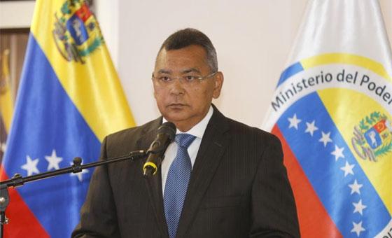 Reverol pedirá investigar a Guaidó por supuesto vínculo con grupos paramilitares