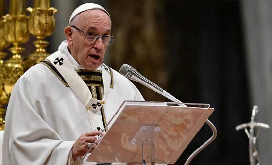 El Papa Francisco llama a imitar la generosidad y humildad de los Reyes Magos