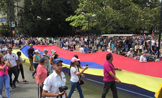 Convocan protestas a nivel nacional para exigir respeto a los Derechos Humanos