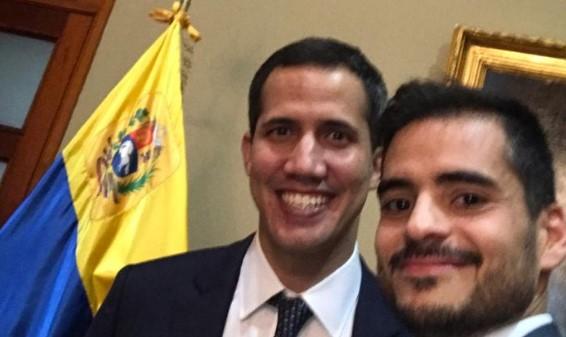 Yo confío en Juan Guaidó, por Armando Armas