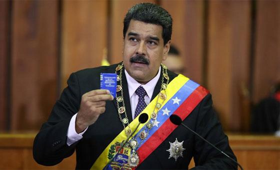Acceso a la Justicia: Anteproyecto de Constitución confirma modelo comunal de Maduro