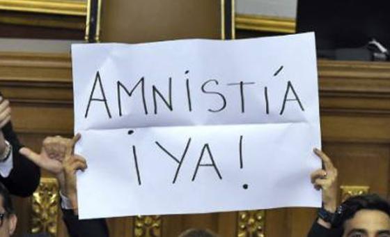 ¿Amnistía es impunidad? Por José Domingo Blanco