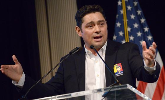 Carlos Vecchio solicitó formalmente una reunión con el Comando Sur de EE UU