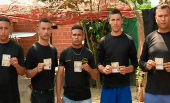 Dgcim detiene a cinco francotiradores venezolanos por apoyar a Guaidó
