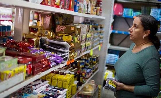 Economía caerá 22% e inflación será de 9.146% para finales de 2019