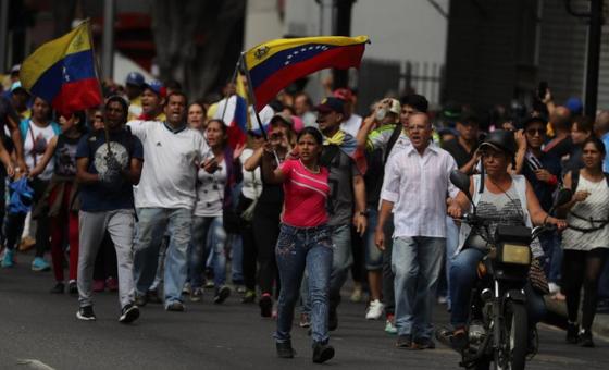 La caída del muro venezolano, por Carlos Valero