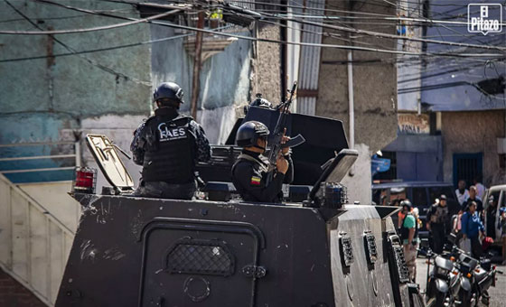 Faes localiza a manifestantes en los barrios a través de las listas Clap