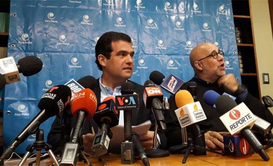 Foro Penal contabilizó 14.286 detenidos por motivos políticos desde 2014