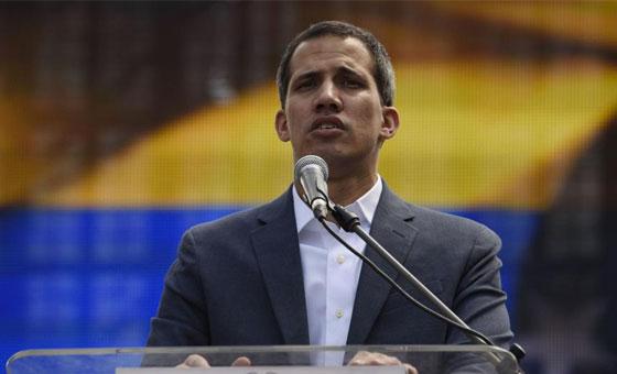 Juan Guaidó convocó a movilización nacional hacia Caracas en las próximas semanas