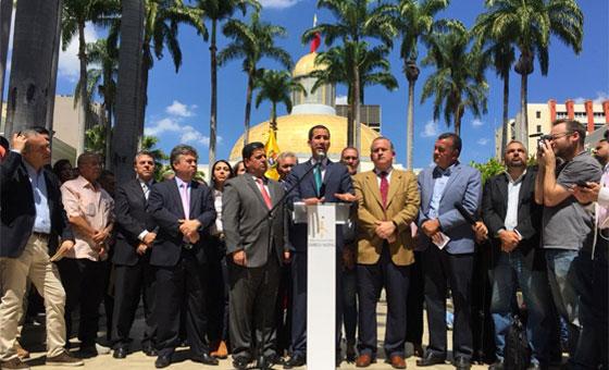 Guaidó descarta que en Venezuela se desencadene una guerra civil