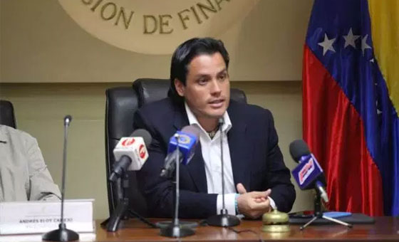Carlos Paparoni: Entidades financieras que favorezcan a Maduro serán sancionadas dentro y fuera de Venezuela