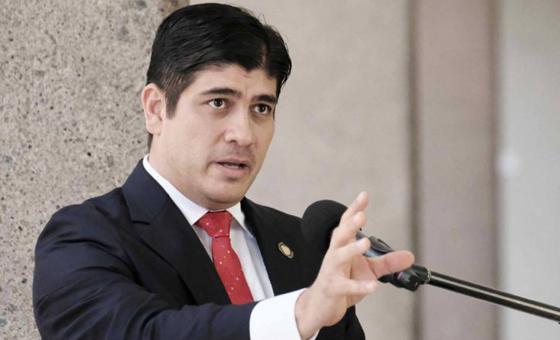 Costa Rica expulsa a representantes diplomáticos de Nicolás Maduro
