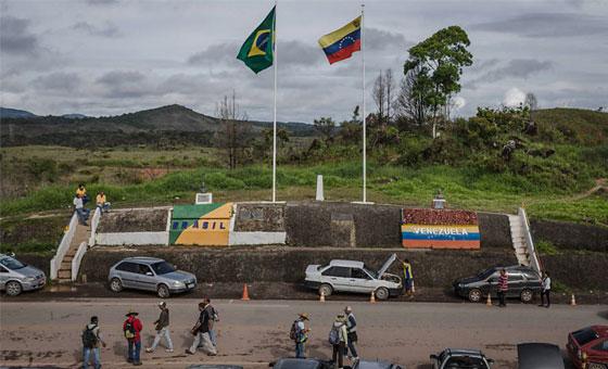 Brasil prorroga por 60 días presencia de soldados en el estado de Roraima
