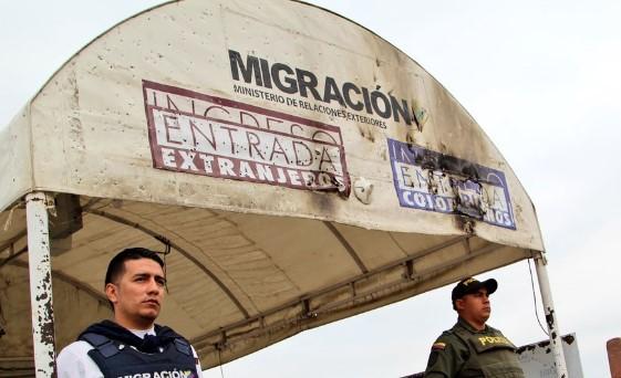 Migración Colombia prolonga restricción de paso en los puentes internacionales de norte de Santander