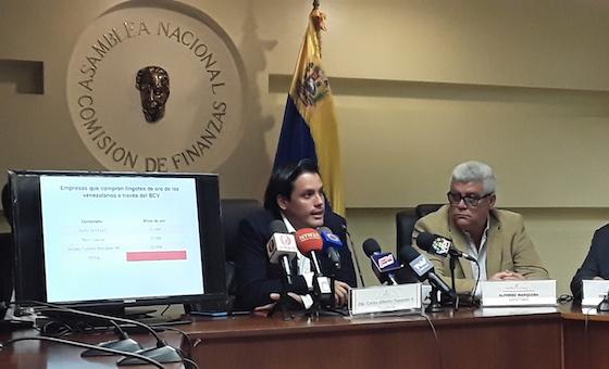 Paparoni denuncia que Pdvsa pretendía recibir dinero de deudores a través de Bulgaria