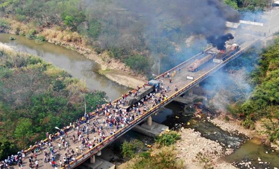 Control Ciudadano deplora actuación de la FAN en la frontera