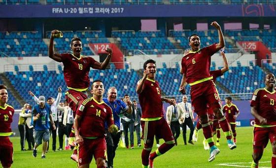 Sudamericano Sub20: Del cielo a la tierra en una semana