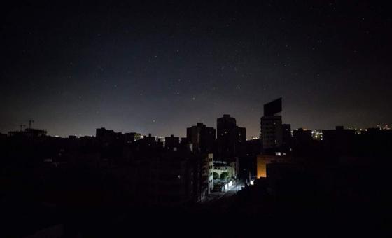 Tercer apagón de marzo deja sin luz y conexión al 90% del país