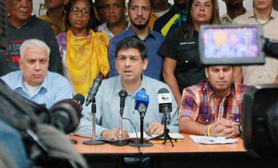 Comisión del Plan País presentó propuesta para la recuperación de los servicios básicos de toda Venezuela