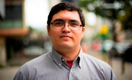 Luis Carlos Díaz, víctima de desaparición forzada