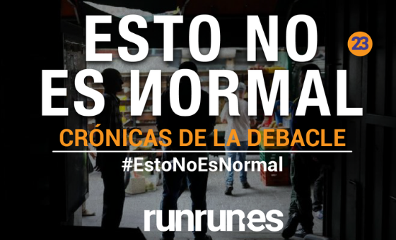 #EstoNoEsNormal | La carne y los cuatro policías