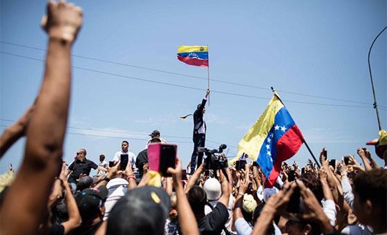 El regreso épico de Guaidó, por Orlando Viera-Blanco
