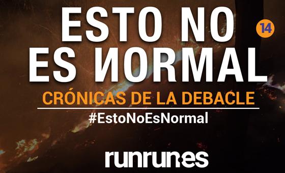 #EstoNoEsNormal | Caracas arde, a la buena de El Señor