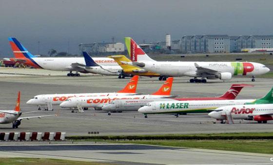 ALAV reporta pérdida de 85 % de los asientos en vuelos internacionales