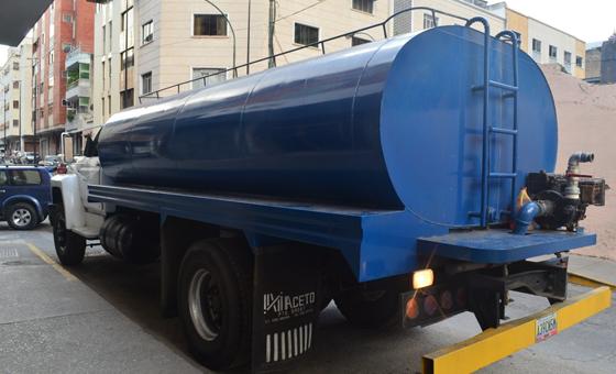 La cisterna: El vehículo más buscado en Venezuela