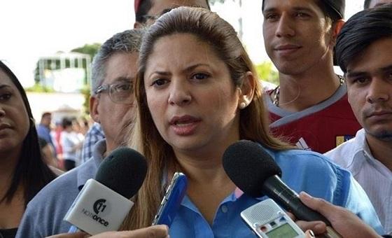 Nora Bracho y Renzo Prieto fueron detenidos por la GNB en Zulia