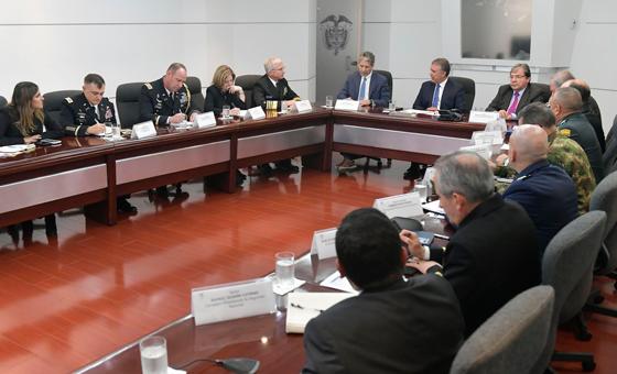 Informe Otálvora: EEUU moviliza su diplomacia militar en Latinoamérica