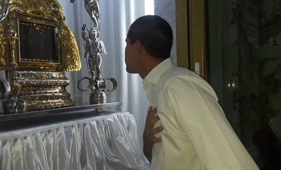 Guaidó desde Basílica de la Chinita: Zulia se va a levantar