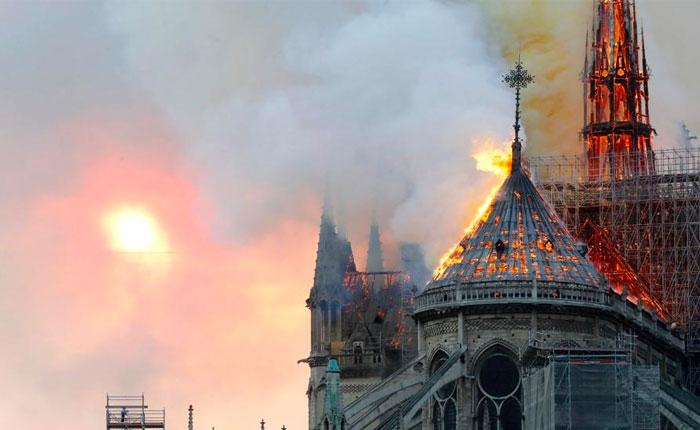 Reconstrucción de Notre Dame podría durar de 5 a 6 años