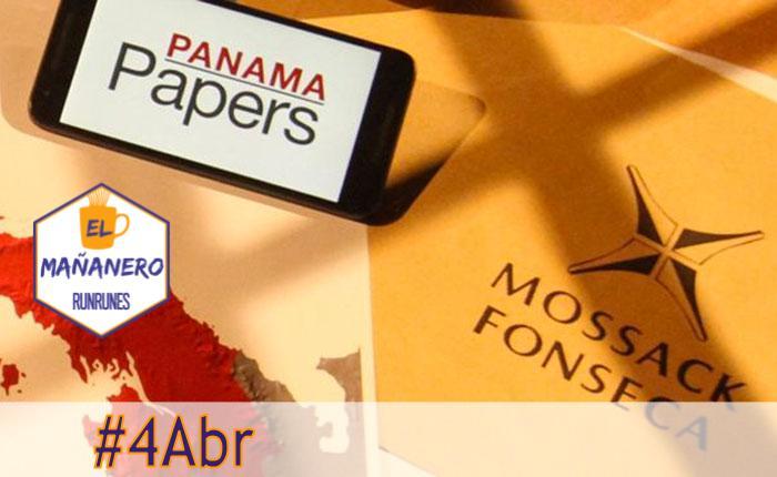 El Mañanero de hoy #4Abr: Las 8 noticias que debes saber