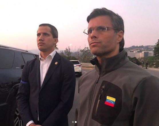 Josep Borrell confirmó encuentro de Guaidó y Leopoldo López en Embajada de España