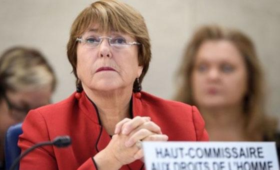 Control Ciudadano a Bachelet: Los militares en Venezuela violan DDHH