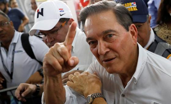 Laurentino Cortizo ganó elecciones presidenciales en Panamá #6May