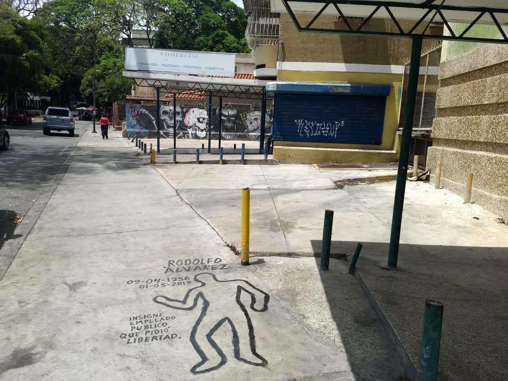 #MonitorDeVíctimas | Rodolfo Álvarez era jubilado y murió mientras escapaba de las bombas lacrimógenas el 1º de mayo