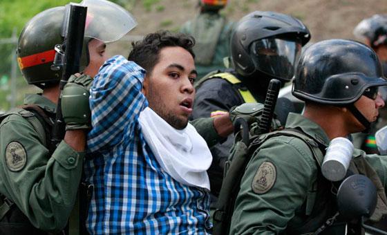Foro Penal denunció 205 detenciones durante el #30Abr y el #1May