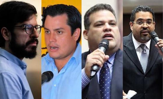 TSJ implica a otros cuatro diputados en el alzamiento militar del 30 de abril y ordena el allanamiento de su inmunidad