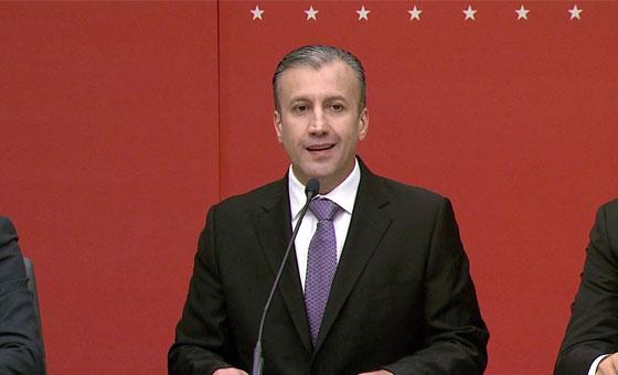 Estados Unidos inició la búsqueda de Tarek El Aissami por narcotráfico internacional