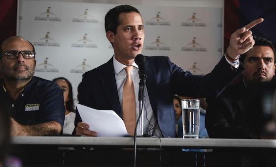 Guaidó convoca a concentraciones en todo el país este sábado en defensa de los perseguidos