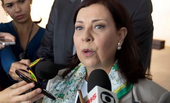 María Teresa Belandria recibirá sus credenciales como embajadora de Venezuela en Brasil