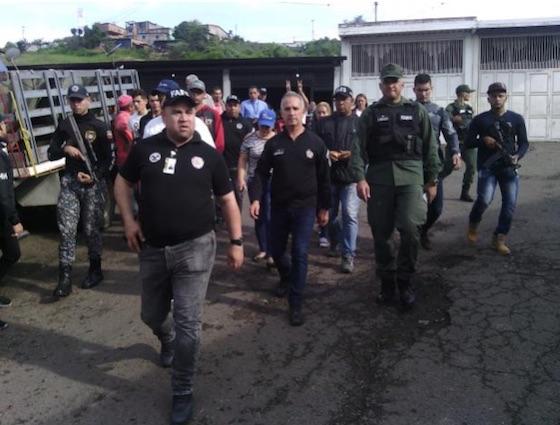 Domínguez y Bernal en Táchira
