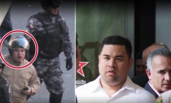 """""""Miguelito"""": el nuevo jefe de las FAES fue miembro de un colectivo y está sancionado por EE UU"""
